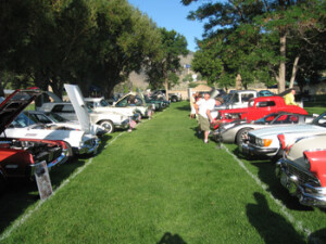 The 29th Annual Run What Cha Brung Car Show