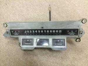 1956 Buick Speedometer Repairs