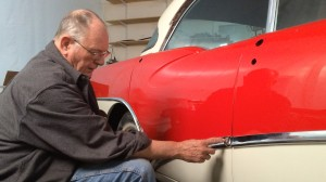 1956 Buick Restoration: Chrome Trim Installation Tips & Tricks