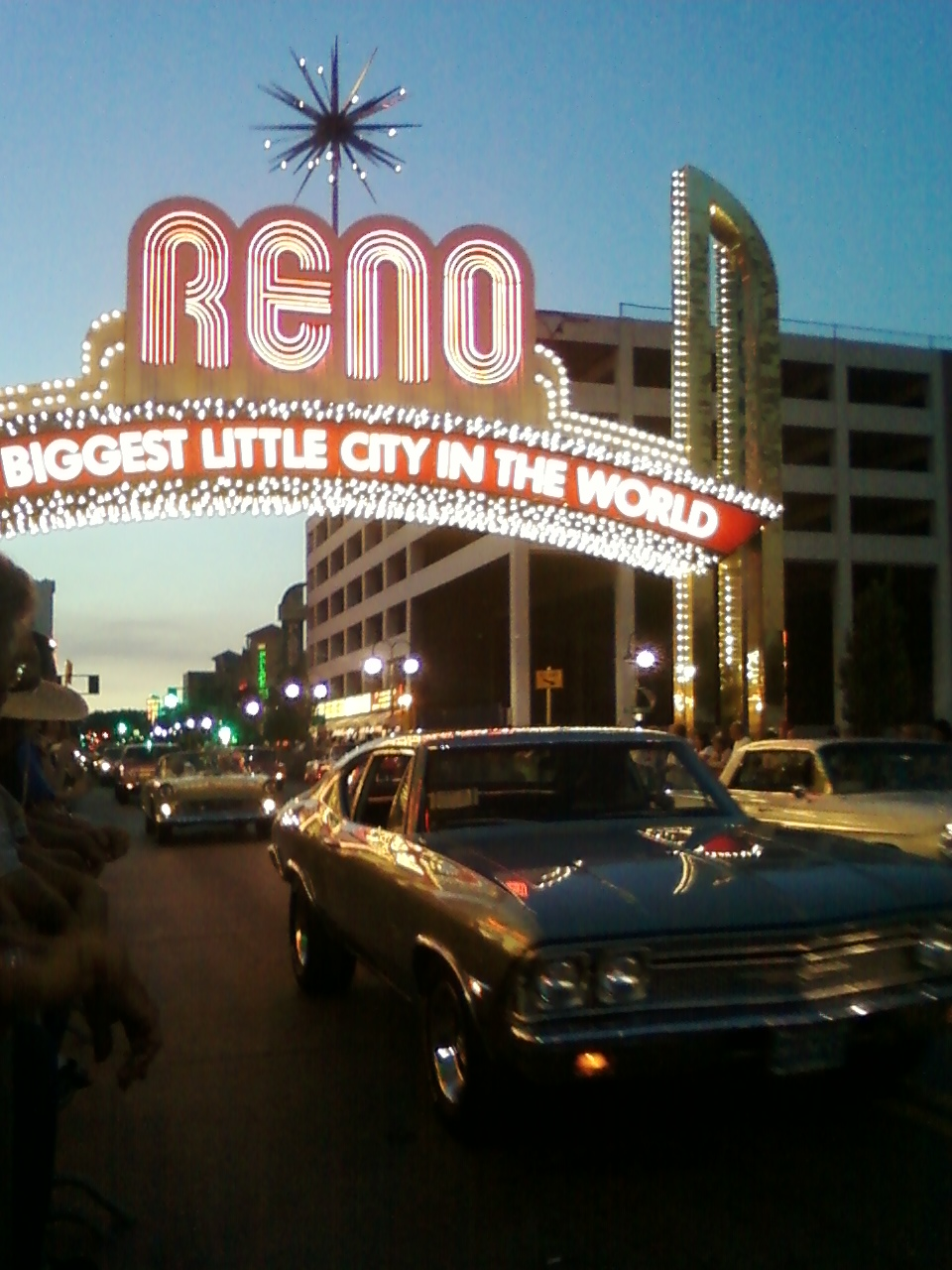 Hot August Nights Reno Sparks South Lake Tahoe Nevada - South lake tahoe classic car show